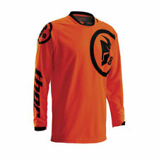 THOR MX / MTB JERSEY 2016 PHASE GASKET - fluo-orange