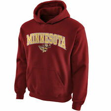 Minnesota Golden Gophers Youth Midsized Pullover Hoodie - Maroon - College