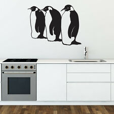 Penguin Wall Decal Sticker Mural Vinyl Decor Wall Art