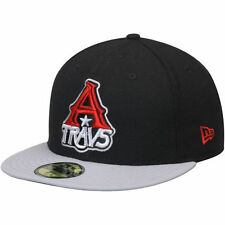 Arkansas Travelers New Era Authentic Road 59FIFTY Fitted Hat - MiLB