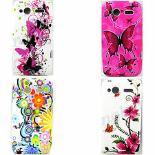 Cell Phone Rubber Silicone Tpu Gel Soft Skin Case Cover Protect For HTC Radar 4G