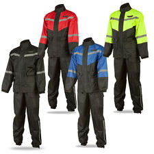 FLY RACING MENS 2-PIECE MOTORCYCLE RAINSUIT