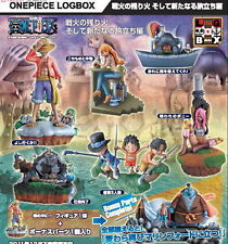 Megahouse One Piece Log Box Logbox 04 The New World New Journey Figure Vol 4