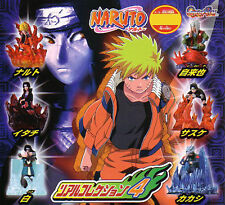 Bandai Naruto Real Ninja Collection Gashapon Figure Part 4