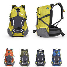 40L Pro Outdoor Mountaineering Backpack Bag Camping Travel Rucksack Pack Sports
