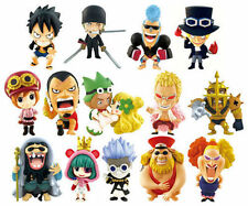 PLEX Popy Ani-chara Heroes Figure ONE PIECE Mini Big Head 17 Dressrosa Hen V 2