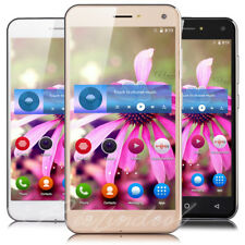 Cheap 5.2'' Quad Core Dual SIM Android Mobile Phone Unlocked 3G GSM Smartphone