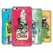 HEAD CASE DESIGNS BICYCLE LOVE HARD BACK CASE FOR HTC ONE X9