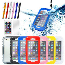 Waterproof Durable Shockproof Cover Skin Case For iPhone 6 / 6S / 6 Plus / 6S