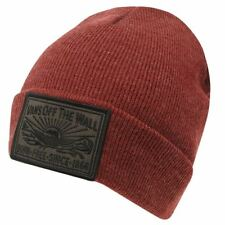 Vans Mens Adare Beanie Hat Cap Knitted Winter Headwear Accessories