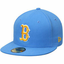 UCLA Bruins New Era Basic 59FIFTY Fitted Hat - Light Blue - NCAA