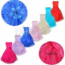 Flower Girls Kids Princess Wedding Party Pageant Formal Birthday Ball Gown Dress