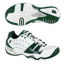 PRINCE WOMEN'S T22 T-22 TENNIS SHOES NEW IN BOX (WHITE/FOREST)