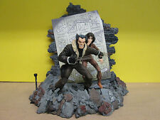 2004 Dynamic Forces MARVEL Wolverine: Days of Future Past Diorama Statue
