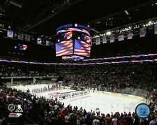 Barclays Center New York Islanders First NHL Game Photo SJ029 (Select Size)