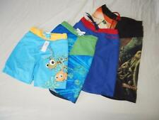 New Boy's Disney Swim Trunks - Sizes XS, S, L - Many styles! -NWT & NWOT($19.50)