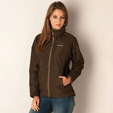 Womens Craghoppers Vision Jacket In Brown From Get The Label