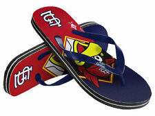"St. Louis Cardinals MLB Forever Collectibles Youth ""Mascot"" Flip Flops"
