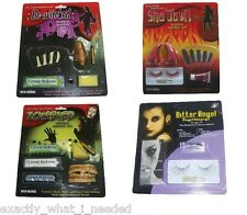 Make Up Kit Vampire/Horror/Witch/Devil Fancy Dress Scary Fake Blood Face Paint
