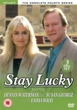 Stay Lucky - Series 4 - Complete (DVD, 2013, 3-Disc Set)