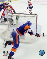 John Tavares New York Islanders 2016 NHL Playoffs Goal Photo SY194 (Select Size)