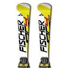 Fischer 13 - 14 WC RC4 GS 30M Race Skis w/Binding Option NEW !! 183cm Stiff