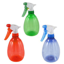 500ml 0.5L Hairdressing  Watering Water Trigger Sprayer Spray Bottle