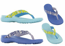 Crocs Capri V Deco Flip Summer Comfort Flip Flop Toe Post Womens Sandals UK 4-9