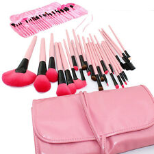 24pcs Pro Makeup Brushes Set Eyeshadow Eyeliner Lip Brush Powder Foundation Tool