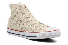 Women's Converse Chuck Taylor All Star Seasonal Hi Hi-top Trainers in Beige