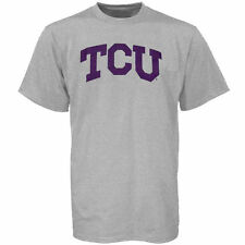 TCU Horned Frogs Arch T-Shirt - Gray - College