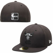 Chicago Bulls New Era Reflect Diamond Era 59FIFTY Fitted Hat - Black - NBA