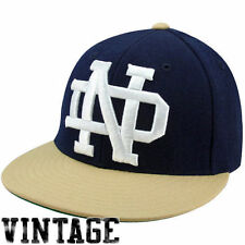 Mitchell & Ness Notre Dame Fighting Irish Fitted Hat - College