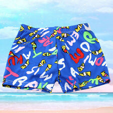 Summer Boys Swim Trunks Swimwear Board Shorts Swimwear Beach Board Shorts Sports