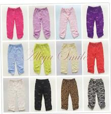 Infant Toddler Kids Girls Baby Ruffle Lace Leggings Socks Leg Warmers Stockings