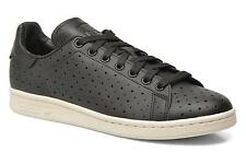 Men's Adidas Originals Stan Smith Lace-up Trainers in Black