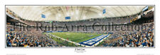 NFL Indianapolis Colts RCA Dome 8 Yard Line Panoramic Poster Print Photo 1025