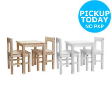 Kids Scandinavia Table and 2 Chairs - Choice of Colour :The Official Argos Store