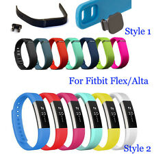 Sports Wrist Band Replacement Bracelet for Fitbit Flex/Fitbit Alta Tracker Band
