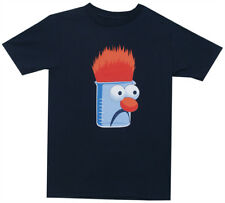The Muppets Beaker in a Beaker TV Show Movie Mighty Fine Adult T-Shirt Tee