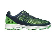 FootJoy Mens Hyperflex Closeout Golf Shoes 51007 - Navy/Neon Green - New