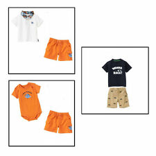 Gymboree Baby Boy Shorts Set - Swim School or Summer Guy - 0 3 6 Mos NWT Retail