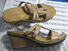 NIB NEW  Natural Soul By Naturalizer HENRY  Sandal Womens Sandals