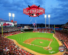 Great American Ball Park Cincinnati Reds 2015 MLB All Star Game Photo SC098