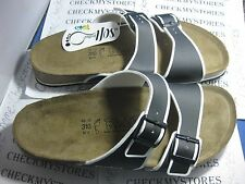NIB Birkenstock  BIRKIS SKORPIOS SOFT 458691 MENS SANDALS MADE IN GERMANY