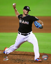Jose Fernandez Miami Marlins 2015 MLB Action Photo SG069 (Select Size)