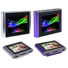 """New Eclipse T180 1.8"""" LCD 4GB USB 2.0 Digital Music/Video Touchscreen MP3 Player"""