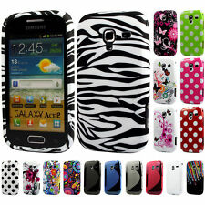 Silicone TPU Gel Bumper Case Cover Sleeve Skin For Samsung Galaxy Ace 2 i8160