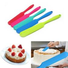 2016 New! Silicone Cake Butter Spatula Mixing Batter Scraper Brush Baking Tool S