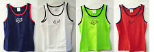 "FOX RACING GIRLS HERE & NOW WOMEN'S/GIRLS TANK TOP SHIRT BRAND NEW ""U PICK"""